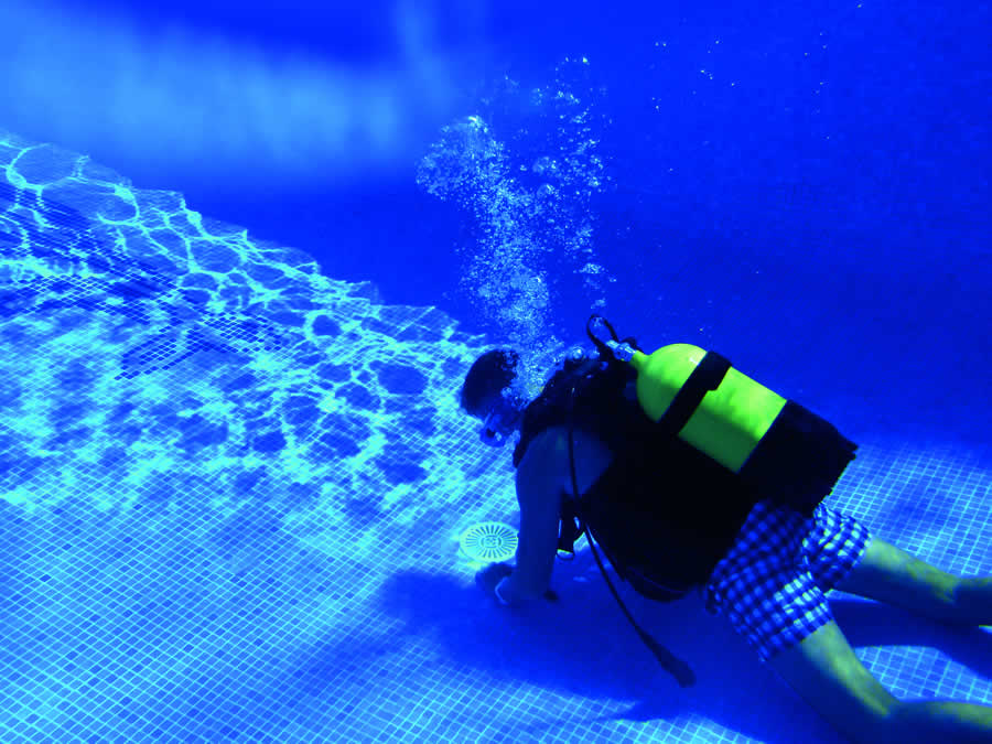 Underwater Repairs Costa Blanca